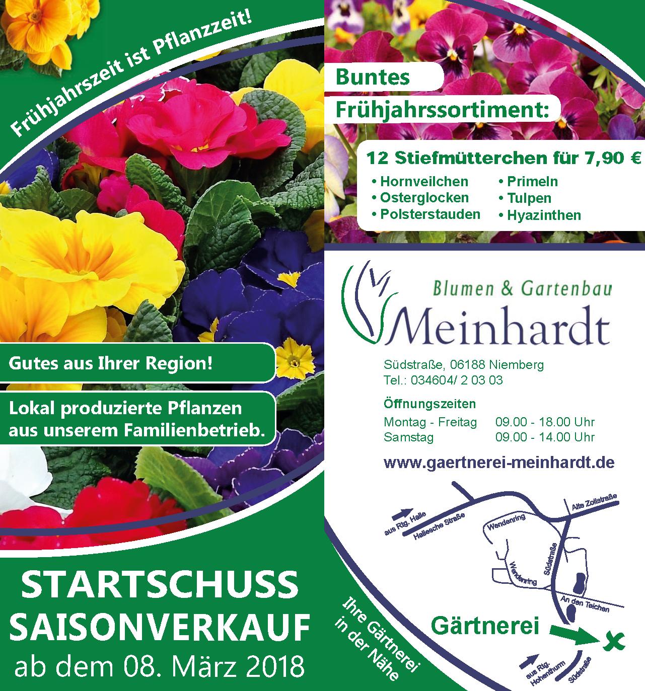 Blumenmeinhardt.de   Frühjahrsflyer-2018 Start
